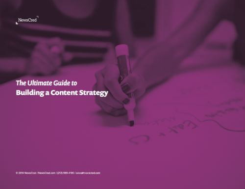 Content Strategy NewsCred