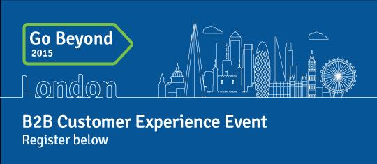 B2B Customer Experience Event - London
