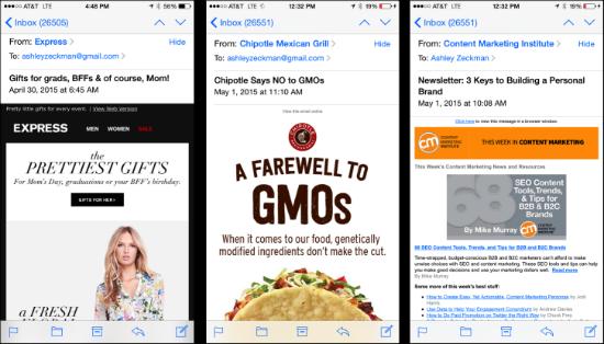 email marketing headlines