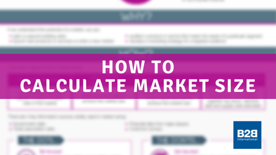 How to Calculate Market Size